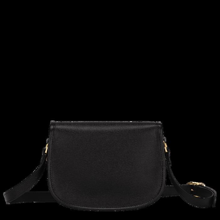 Crossbody bag S, Black/Ebony - View 3 of  3 - zoom in