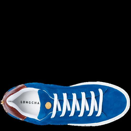 Sneakers, Bleu - Vue 4 de 5 -