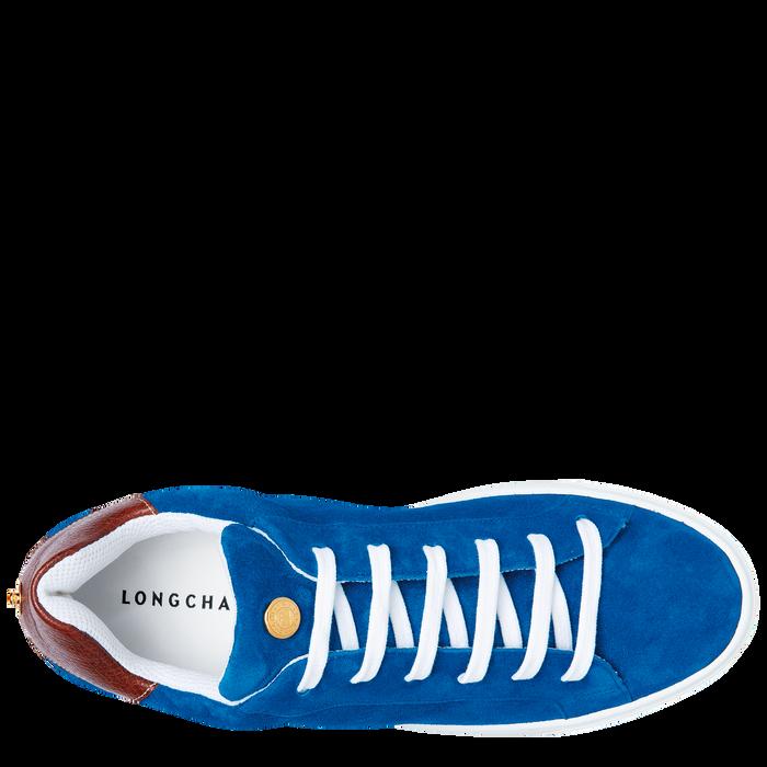 Sneakers, Bleu - Vue 4 de 5 - agrandir le zoom