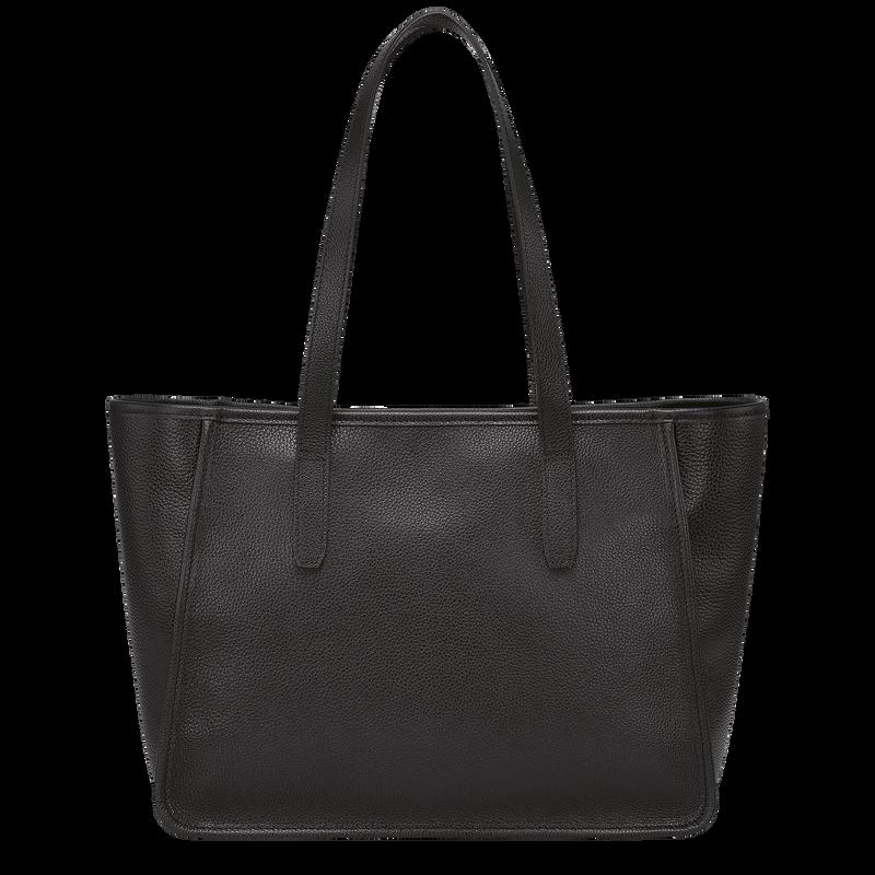 Le Foulonné Shoulder bag, Black