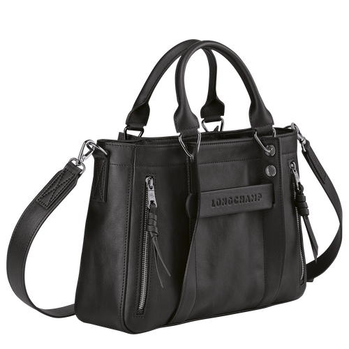 Top handle bag S, Black - View 2 of  3.0 -