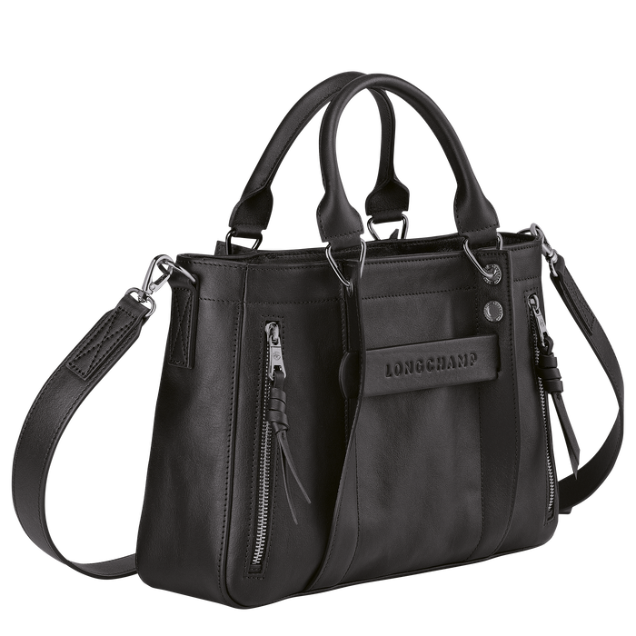 Top handle bag S, Black - View 2 of  3.0 - zoom in