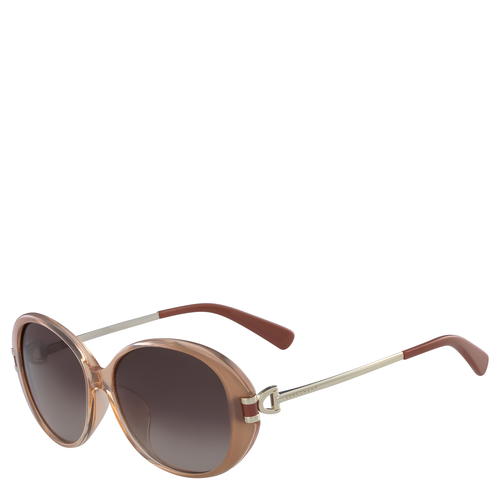 Sunglasses, D18 Peach/Brick, hi-res
