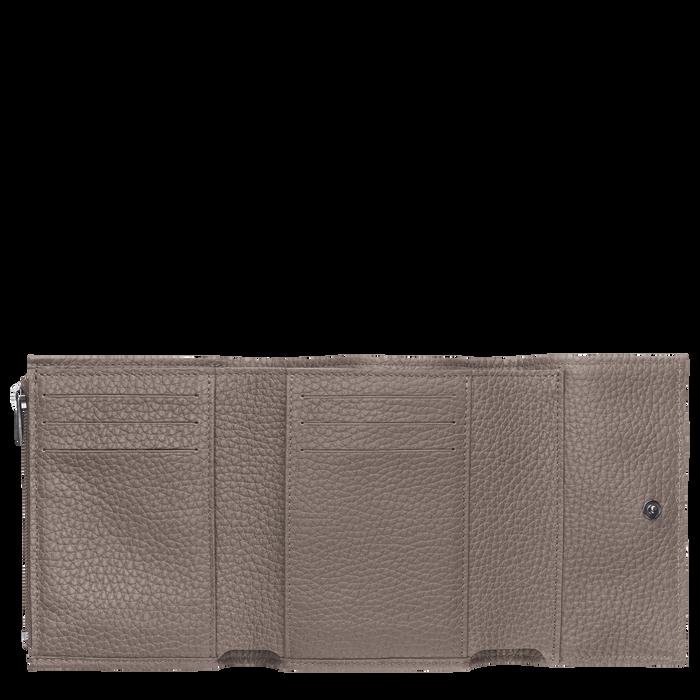 小型錢包, 灰色 - 查看 2 2 - 放大