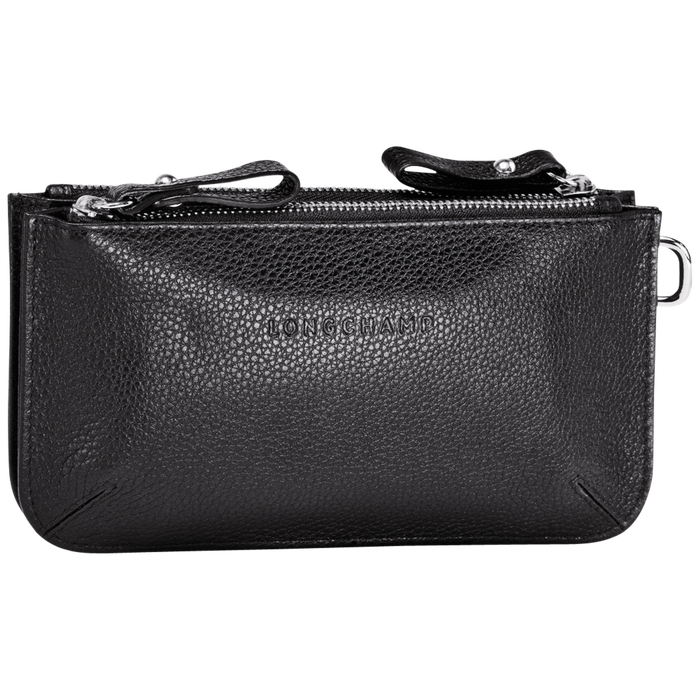 Coin purse, Black, hi-res - View 1 of 1