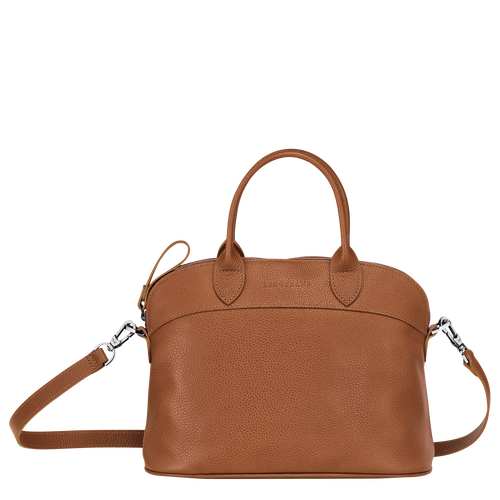 Top handle bag S, Caramel - View 1 of  3 -