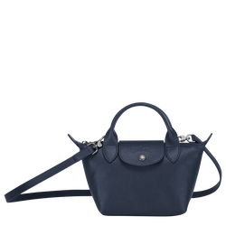 Top handle bag XS, Navy