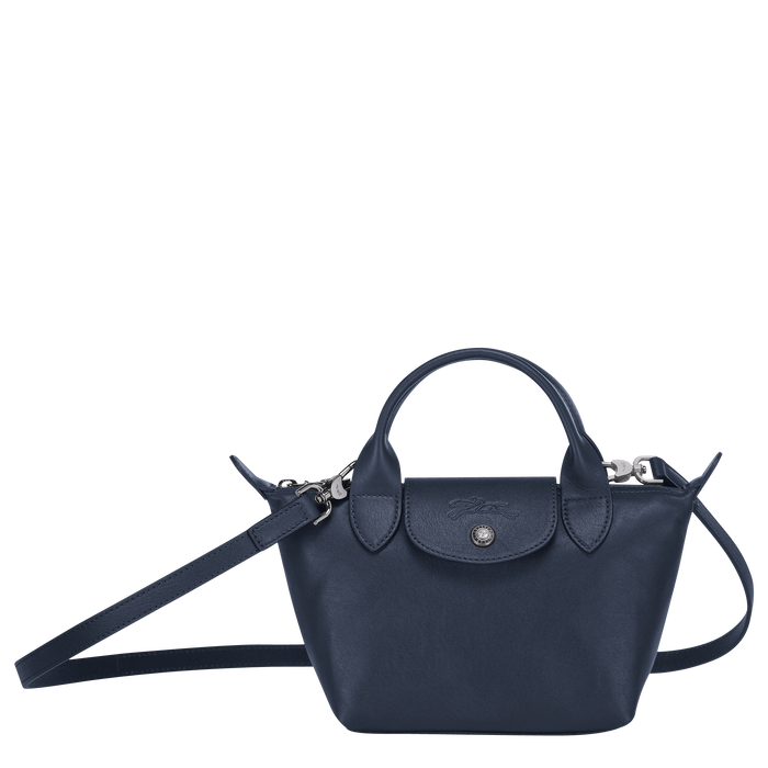 Bolso con asa superior XS, Azul oscuro - Vista 1 de 5 - ampliar el zoom