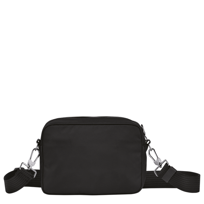 Crossbody bag S, Black/Ebony - View 3 of  3 - zoom in