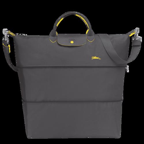 Travel bag Le Pliage Club Gun metal (L1911619300) | Longchamp US