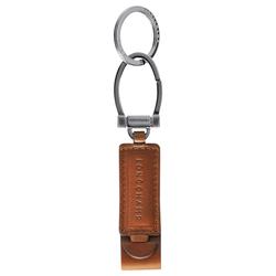 Key ring, 504 Cognac, hi-res