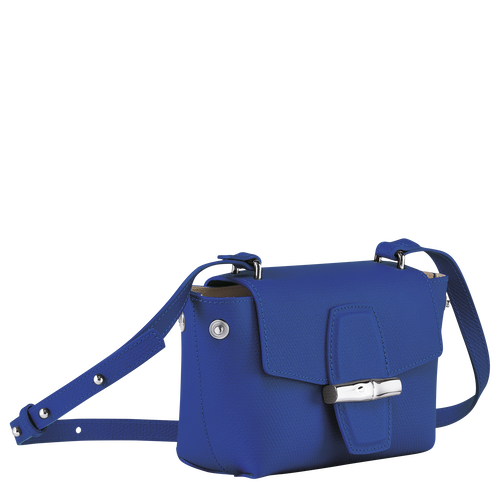 Crossbody bag S, Blue - View 3 of 4 -
