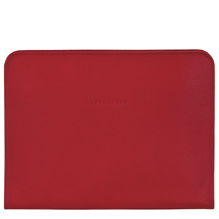 """Le Foulonné Custodia per laptop 13"""",  Rosso"""