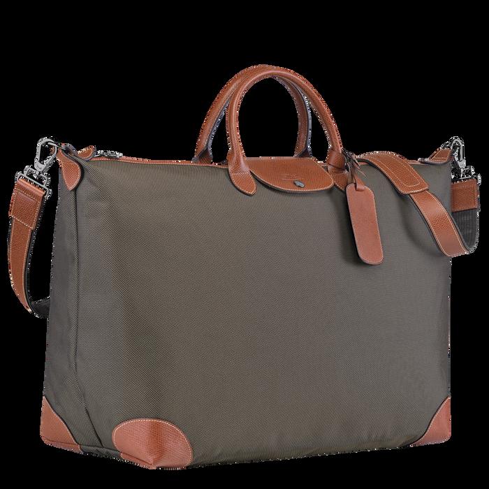 Reisetasche XL, Braun - Ansicht 2 von 3 - Zoom vergrößern