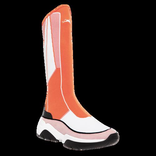 Sneakers, Orange, hi-res - View 2 of 4