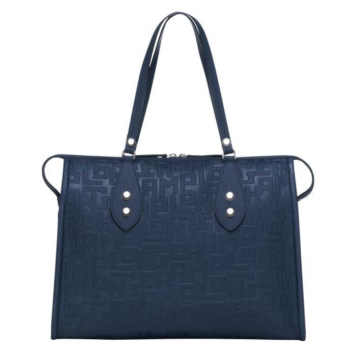 Shoulder bag, Navy, hi-res - View 3 of 3