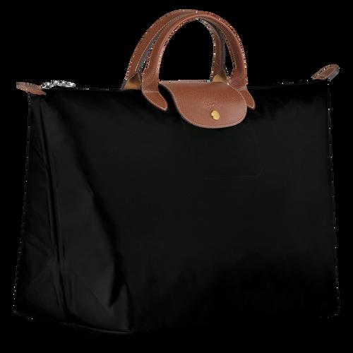 Travel bag L, Black/Ebony - View 2 of  5 -