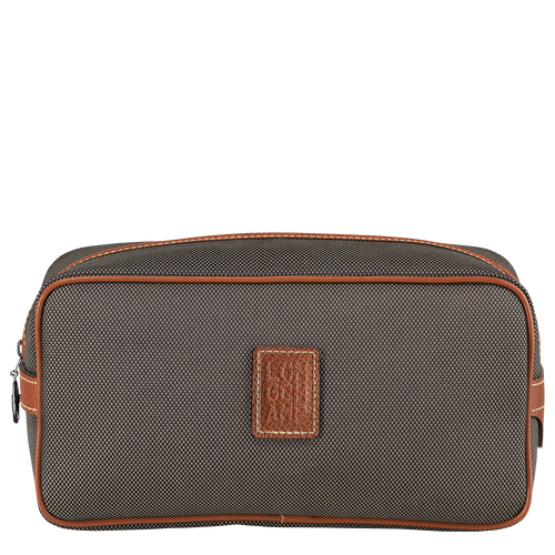Toiletry case, Brown - View 1 of  3 -