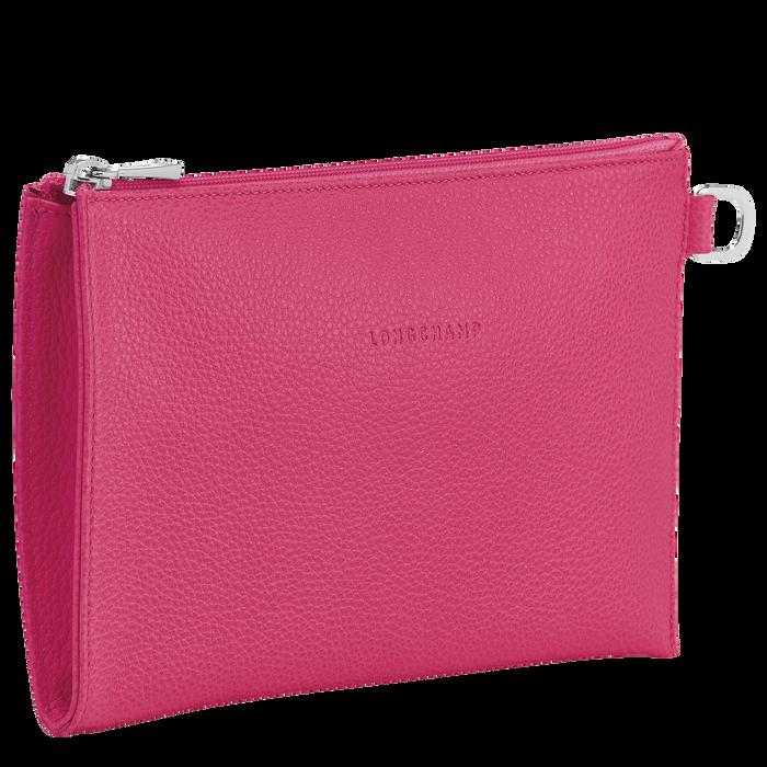 Pochette Le Foulonné Rose/Argent (L2541021018) | Longchamp FR