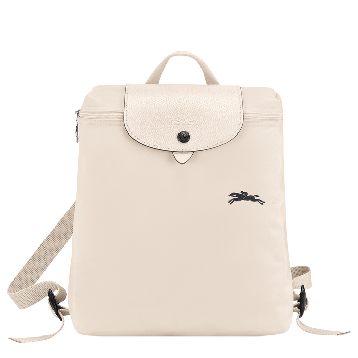 Le Pliage Club Backpack, Chalk