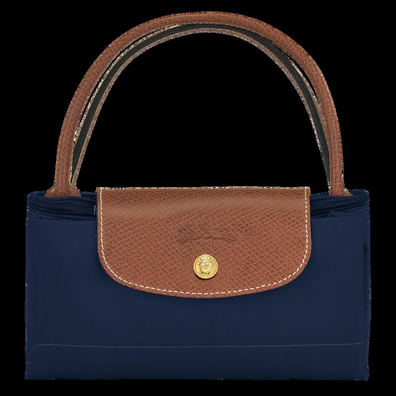 Top handle bag S, Navy - View 4 of  4 - zoom in