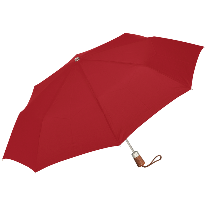 Parapluie homme Retractable umbrella, Red