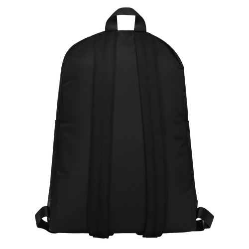 Backpack M, Black, hi-res - View 3 of 4
