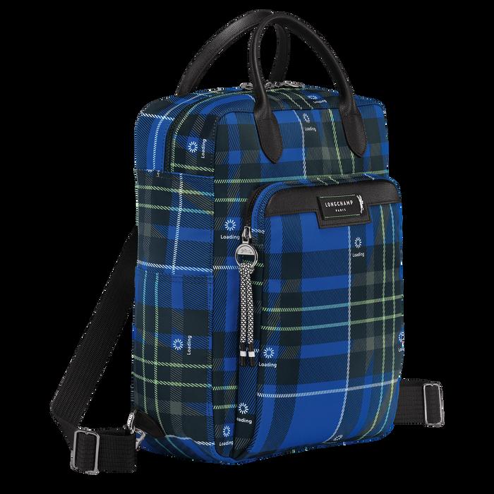 後背包, 藍色 - 查看 2 3 - 放大