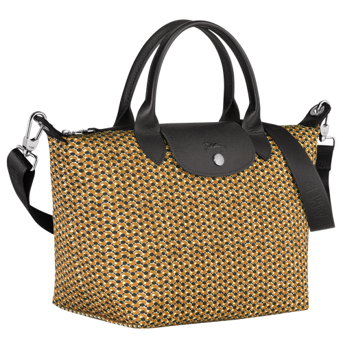 Top handle bag S, Honey - View 2 of 3 -