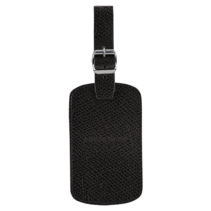 Luggage tag, Black/Ebony - View 1 of  1 - zoom in