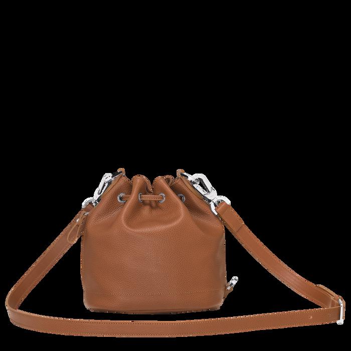 Le Foulonné Beuteltasche S, Caramel