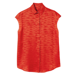 Blouse, 379 Ruby, hi-res