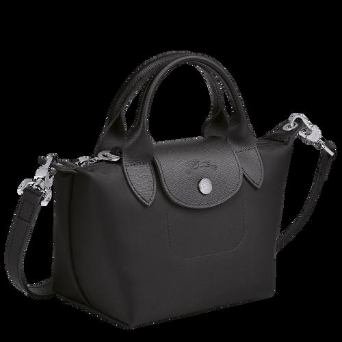 Top handle bag XS, Black - View 2 of  5 -