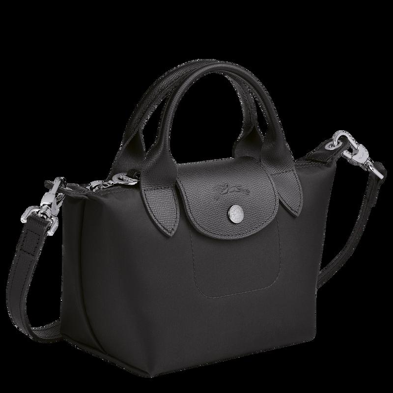 Top handle bag XS, Black - View 2 of  5 - zoom in