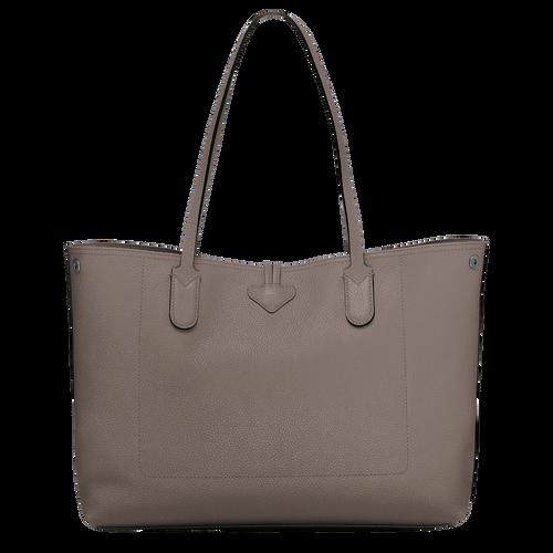 Shoulder  bag L, Grey, hi-res - View 3 of 3