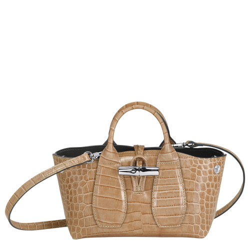 Top handle bag XS, Sand - View 1 of 4 -