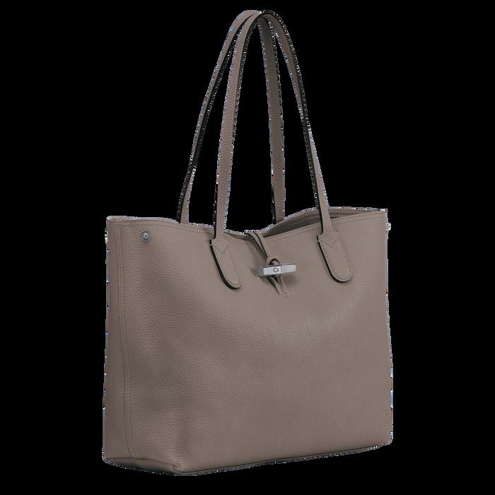 Shoulder  bag L, Grey - View 2 of  3 - zoom in