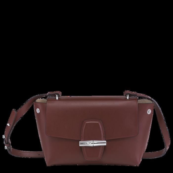 Roseau Crossbody bag, Mahogany