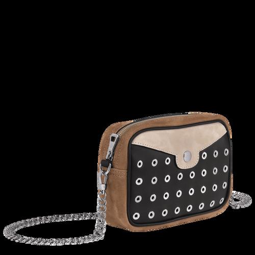 Crossbody bag Mademoiselle Longchamp Black (L2088HRJ001) | Longchamp US
