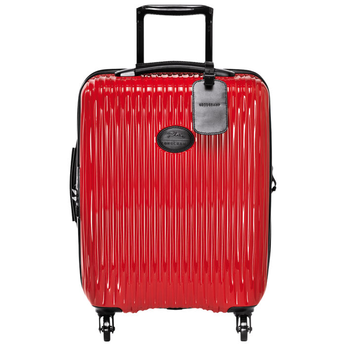 Koffer voor handbagage, Rood, hi-res - View 1 of 3