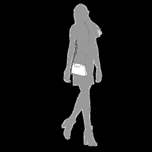 Crossbody bag, Sky Blue - View 4 of  4 -