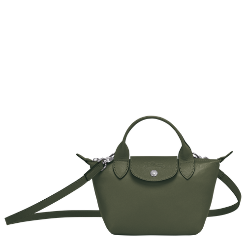 Top handle bag XS, Dark Green - View 1 of  3 -