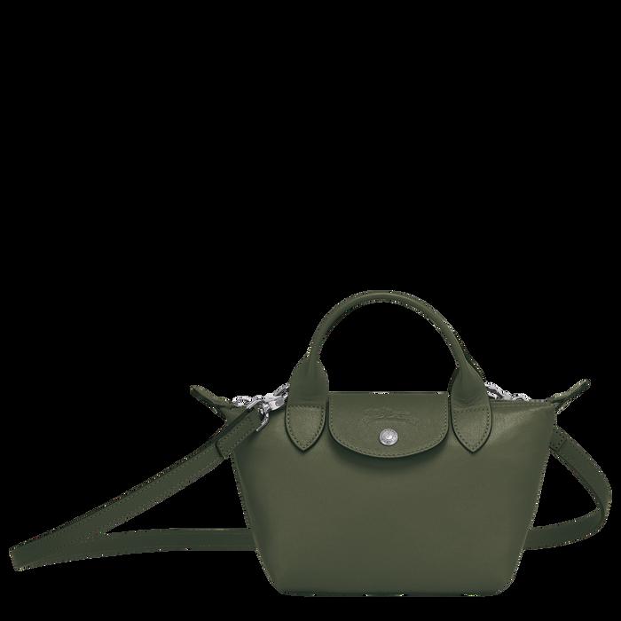 Top handle bag XS, Dark Green - View 1 of  3 - zoom in