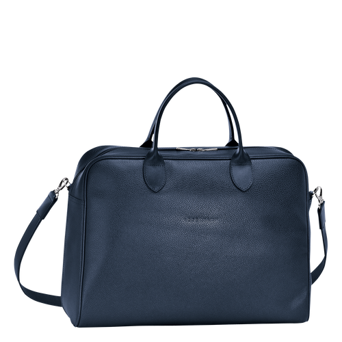 Briefcase L, Navy - View 1 of 4 -