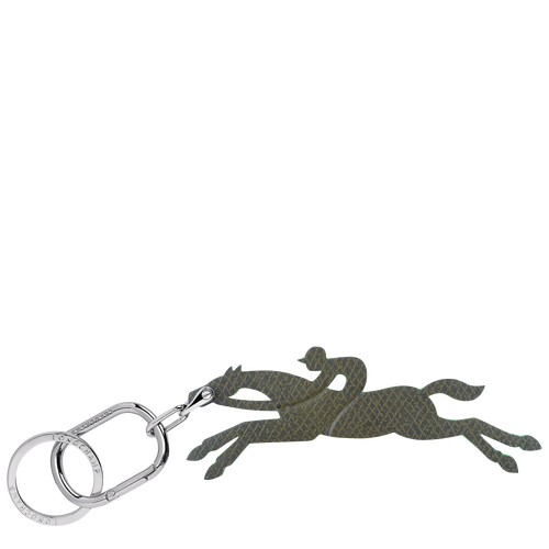 Le Pliage Club Key-rings, Longchamp Green