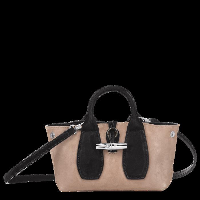 Top handle bag S, Hazelnut, hi-res - View 1 of 4