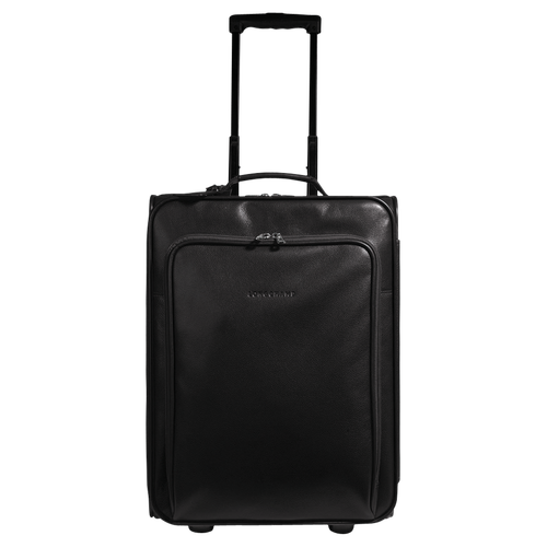 Kleine Koffer mit Rollen, Schwarz, hi-res - View 1 of 1