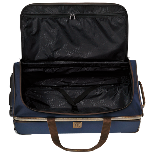 Wheeled duffle bag, Blue - View 3 of  3 -