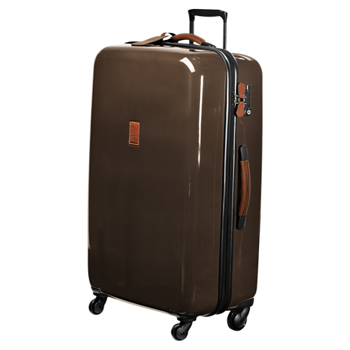 Suitcase, Brown, hi-res - View 2 of 3