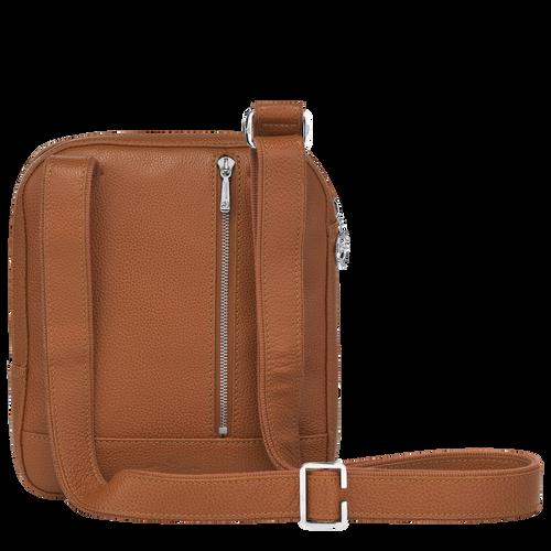 Crossbody bag, Caramel, hi-res - View 3 of 3